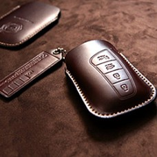 AEGIS HYUNDAI 5G GRANDEUR HG - SMART KEY LEATHER KEY HOLDER SEASON II