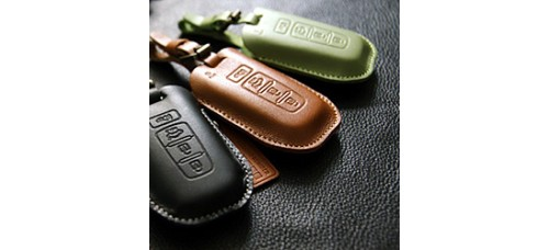 AEGIS HYUNDAI 5G GRANDEUR HG - SMART KEY LEATHER KEY HOLDER SEASON III