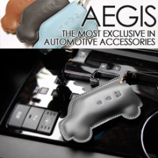 AEGIS HYUNDAI AVANTE MD - POCKET CAR SMART KEY LEATHER KEY HOLDER (4 BUTTONS)
