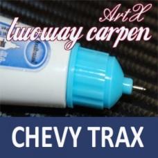 ARTX CHEVROLET TRAX - REPAIR PAINT TWOWAY CAR PEN SET