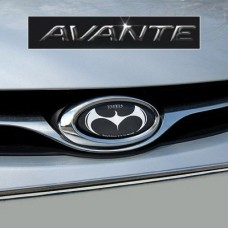 ARTX HYUNDAI AVANTE MD - EAGLES TUNING EMBLEM SET