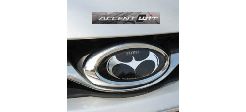 ARTX HYUNDAI NEW ACCENT - EAGLES TUNING EMBLEM SET
