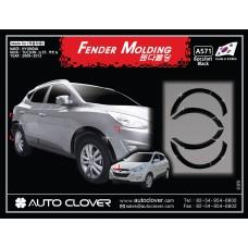 AUTOCLOVER FENDER MOLDING_C FOR HYUNDAI TUCSON IX35 2009-15 MNR