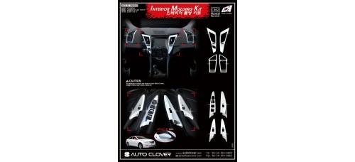AUTOCLOVER INTERIOR MOLDING KIT SET FOR SONATA YF 2009-11 MNR