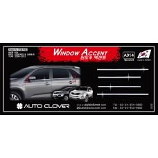 AUTOCLOVER WINDOW ACCENT FORKIA SORENTO R 2012-13 MNR