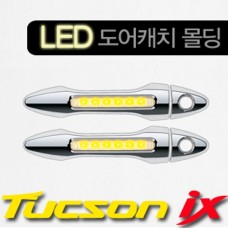 KYUNG DONG LED DOOR CATCH MOLDING FOR HYUNDAI TUCSON IX35 2009-15 MNR