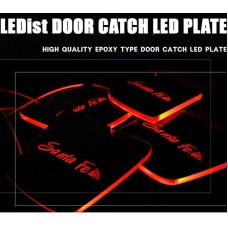 LEDIST HYUNDAI  - LED INSIDE DOOR CATCH PLATES