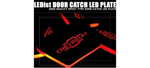 LEDIST CHEVROLET  - LED INSIDE DOOR CATCH PLATES