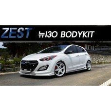 ZEST- AERO PARTS FULL BODY KIT FOR HYUNDAI I30 2013-15 MNR