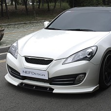 NEFDESIGN H85S BODY KIT SET FOR HYUNDAI GENESIS COUPE 2008-11 MNR