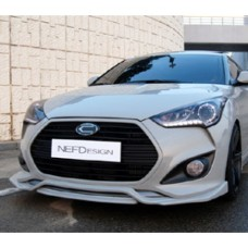 NEFDESIGN H46T BODY KIT FOR HYUNDAI VELOSTER TURBO 2012-15 MNR