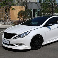 NEFDESIGN  H51U FRONT AND SIDE BODY KIT FOR HYUNDAI YF SONATA 2009-13 MNR