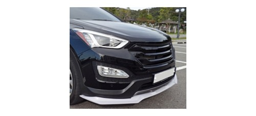 TUNE-UP R&D – FRONT LIP BODY KIT FOR HYUNDAI SANTA FE DM 2012-2015 MNR