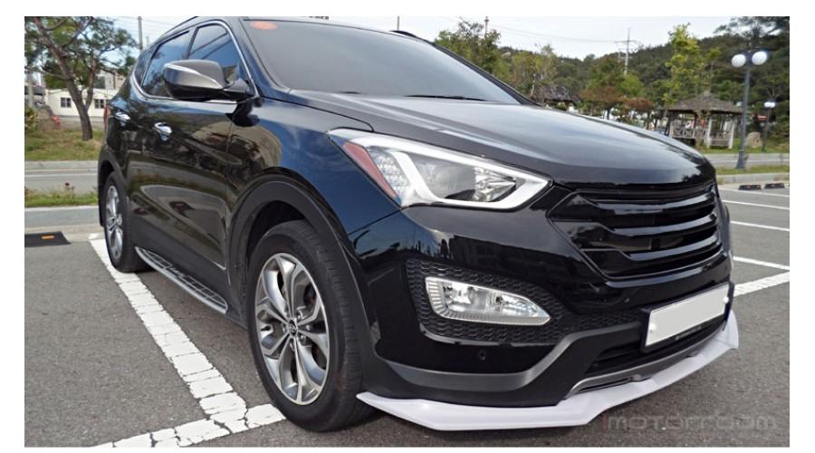 Tune Up R Amp D Front Lip Body Kit For Hyundai Santa Fe Dm