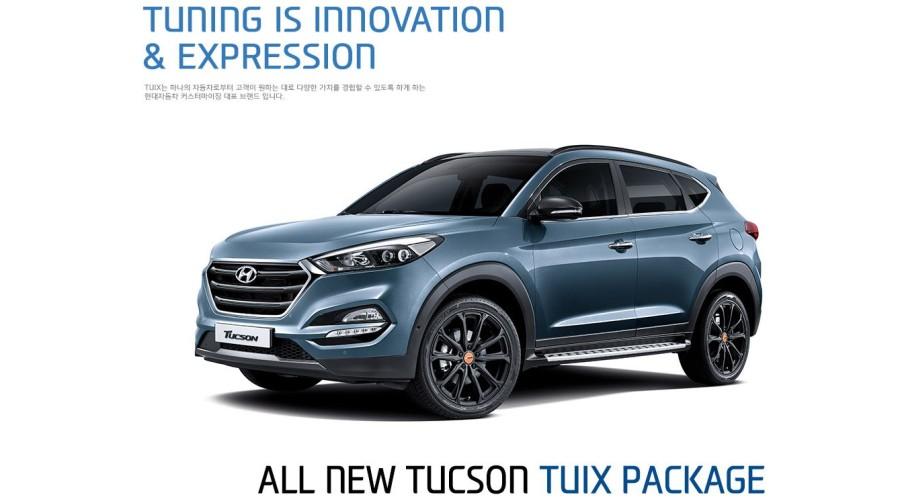 Tuix Running Board For Hyundai All New Tucson 2015 16 Mnr