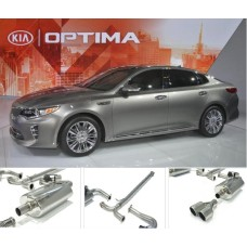A.JUN GDI TUNING DUAL MUFFLER KIT FOR KIA K5 / OPTIMA 2012-17 MNR