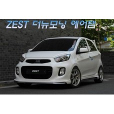 ZEST AERO PARTS BODY KIT FOR KIA ALL NEW MORNING / PICANTO 2012-16 MNR