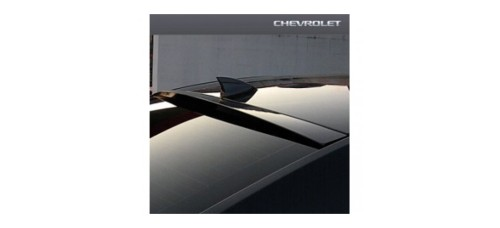 ARTX GLASS WING SPOILER FOR CHEVROLET MALIBU 2012-14 MNR