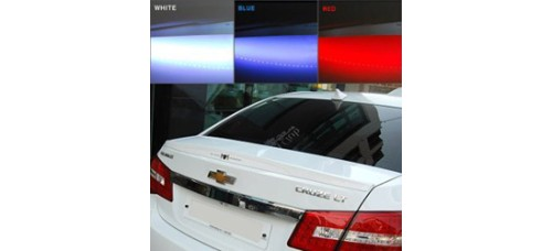 ARTX - LED LUXURY GENERATION REAR LIP SPOILER FOR CHEVROLET CRUZE 2011-14 MNR