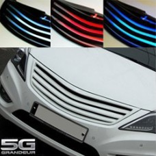 ARTX - LED LUXURY GENERATION TUNING GRILLE FOR HYUNDAI 5G GRANDEUR HG 2011-15 MNR