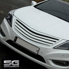ARTX LUXURY GENERATION TUNING GRILLE SET FOR HYUNDAI 5G GRANDEUR HG 2011-15 MNR