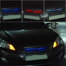ARTX LED LUXURY GENERATION TUNING GRILLE FOR HYUNDAI GENESIS COUPE 2008-11 MNR