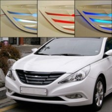 ARTX LED LUXURY GENERATION TUNING GRILLE FOR HYUNDAI YF SONATA 2009-13 MNR
