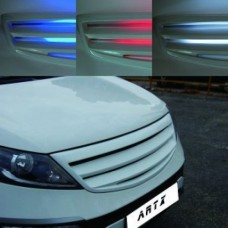 ARTX LED LUXURY GENERATION TUNING GRILLE FOR KIA SPORTAGE R 2009-15 MNR