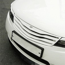 ARTX KIA FORTE - LUXURY GENERATION CARBON TUNING GRILLE SET