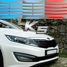 ARTX LED TUNING GRILLE FOR KIA K5 / OPTIMA 2010-13 MNR