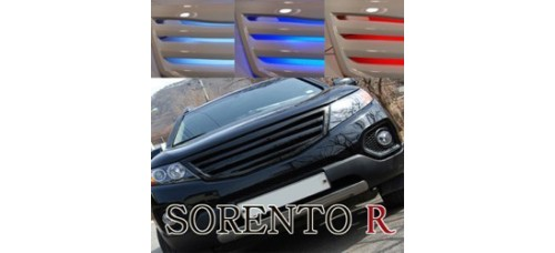 ARTX LED LUXURY GENERATION RADIATOR TUNING GRILLE FOR KIA SORENTO R 2009-12 MNR