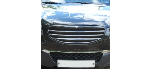 ARTX - LUXURY GENERATION TUNING GRILLE FOR SSANGYONG KORANDO C 2011-13 MNR