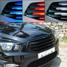 ARTX LUXURY GENERATION LED TUNING GRILLE (B-TYPE) SSANGYONG KORANDO SPORTS 2012-15 MNR