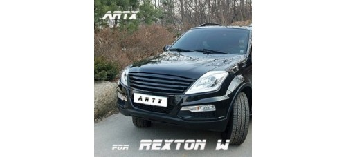 ARTX  - LUXURY GENERATION TUNING GRILLE FOR SSANGYONG REXTON W 2012-14 MNR