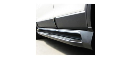 AG GENUINE SIDE RUNNING BOARDS STEPS FOR CHEVROLET CAPTIVA 2011-13 MNR