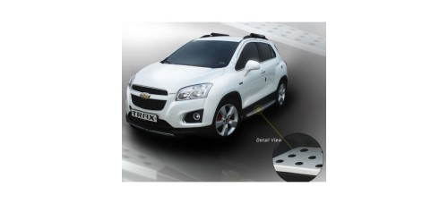 CHEVROLET - X5 STYLE SIDE RUNNING BOARDS STEPS FOR CHEVROLET TRAX 2013-14 MNR