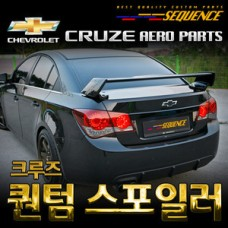 SEQUENCE QUANTUM SPOILER FOR CHEVROLET CRUISE / LACETTI 2009-14 MNR