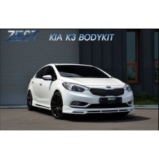 ZEST- AERO PARTS FULL BODY KIT FOR KIA K3 / CERATO 2013-15 MNR