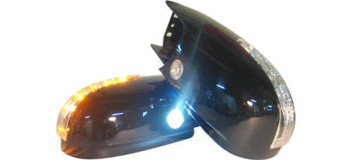KABIS LED SIDE MIRROR COVER ASSY FOR HYUNDAI AZERA GRANDEUR TG 2012-14 MNR
