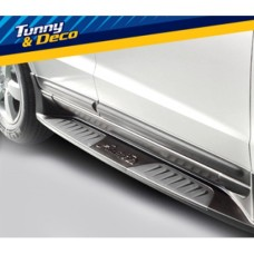 MOBIS HYUNDAI NEW SANTA FE CM - GSC GENUINE SIDE RUNNING BOARD STEPS