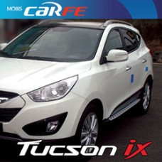 MOBIS HYUNDAI TUCSON IX - X5-STYLE BLOW TYPE SIDE RUNNING BOARD STEPS
