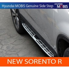MOBIS KIA NEW SORENTO R - SEWON SIDE RUNNING BOARD STEPS