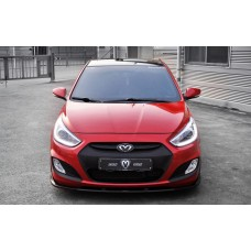M&S FULL BODY KIT AERO PARTS FOR HYUNDAI NEW ACCENT 2012-16 MNR