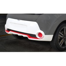 TUON ALL-NEW REAR SKIRT SET FOR KIA SOUL – 2013-16 MNR