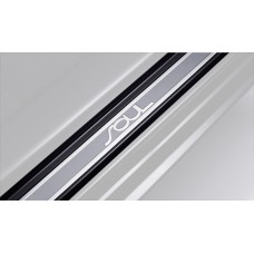 TUON DOOR SCUFF SPHERICAL SET FOR KIA SOUL – 2008-12 MNR