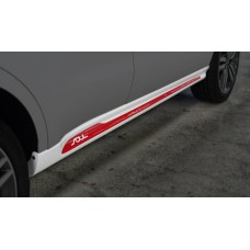 TUON ALL-NEW SIDE SKIRTS SET FOR KIA SOUL 2010-16 MNR