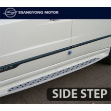 SSANGYONG ACTYON SPORTS - HANIL SIDE RUNNING BOARD STEPS