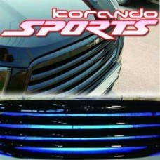 ARTX  LED TUNING GRILLE SET FOR SSANGYONG KORANDO / ACTYON SPORTS  2012-14 MNR