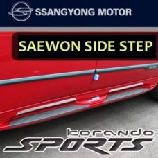 SAEWON SIDE STEPS FOR SSANGYONG KORANDO / ACTYON SPORTS 2012-14 MNR