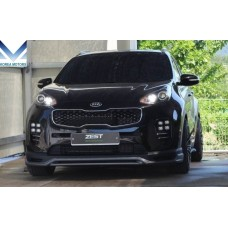 ZEST AERO PARTS BODY KIT FOR KIA SPORTAGE QL 2015-18 MNR